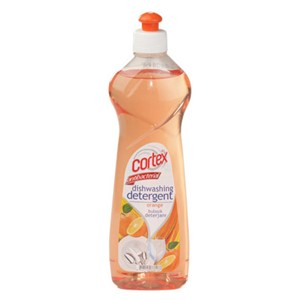 Liquid Dishwashing Detergent, Orange