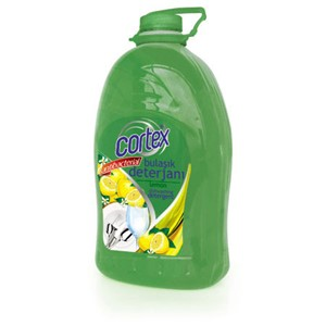 Liquid Dishwashing Detergent, Lemon