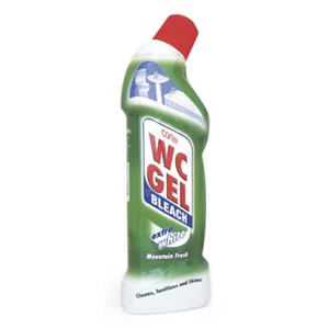 WC Gel Bleach, Mountain Fresh