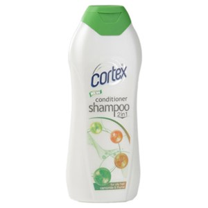 Shampoo 2in1, Oil Hair